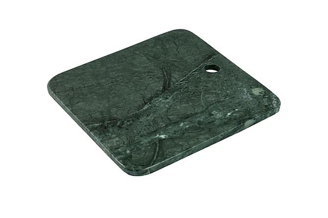 Carrie Marmorbrett 36x36 Grønn - Innredning - Dekorasjon - Brikker & tallerkener