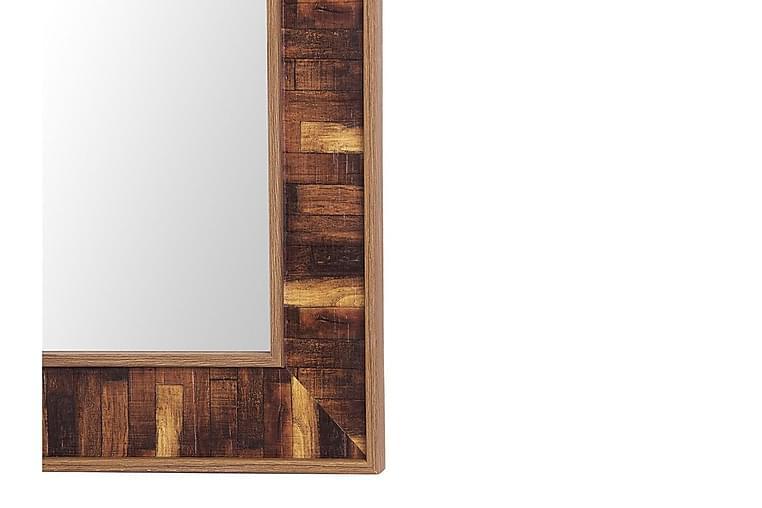 Assiya Speil 50x130 cm - Brun - Innredning - Dekorasjon - Innredningsdetaljer