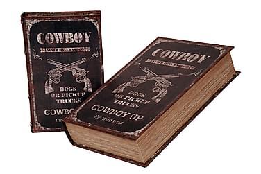 Cowboy Bokoppbevaring