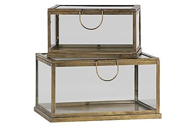 Fortune Glasskuff 2-pk 34|42 cm