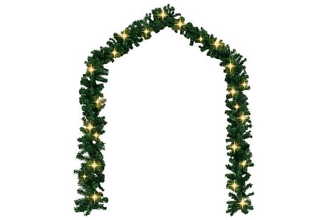 f5455d29 Julegarland med LED-lys 20 m - Innredning - Dekorasjon - Julepynt &  juledekorasjon