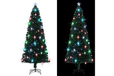 Kunstig juletre med stativ/LED 240 cm 380 grener