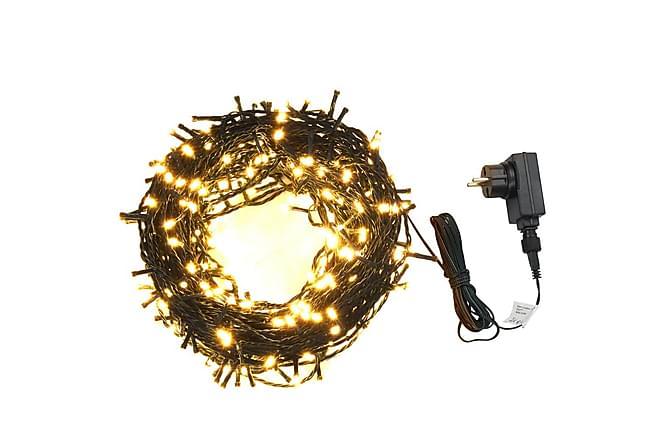 01ef50b2 Lyslenke 600 LED innendørs/utendørs IP44 60 m Varmhvit - Innredning -  Dekorasjon - Julepynt