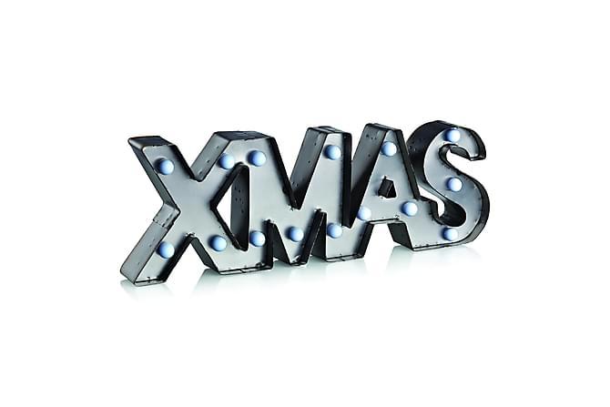 010bfab3 Word Dekorasjonsbelysning Xmas LED Grå - Markslöjd - Innredning - Dekorasjon  - Julepynt & juledekorasjon