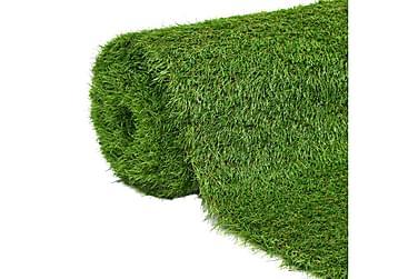 Kunstgress 1x8 m/40 mm grønn
