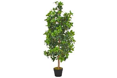 Kunstig laurbærtre med potte grønn 120 cm