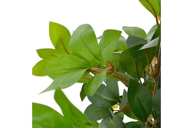 Kunstig laurbærtre med potte grønn 120 cm - Innredning - Dekorasjon - Kunstige planter