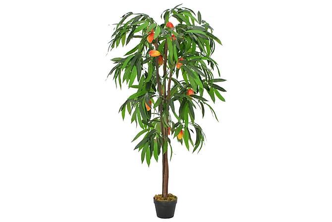 Kunstig mangotre med potte grønn 150 cm - Innredning - Dekorasjon - Kunstige planter