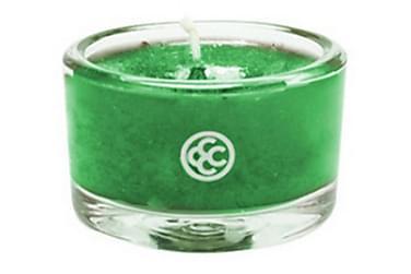 Duftlys Glass Tealight Frankincense & Fir