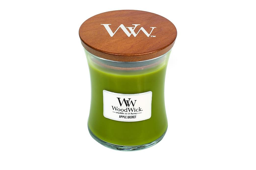 Duftlys Woodwick Medium - Apple Basket - Innredning - Dekorasjon - Duftlys & romdufter