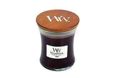 Duftlys Woodwick Medium