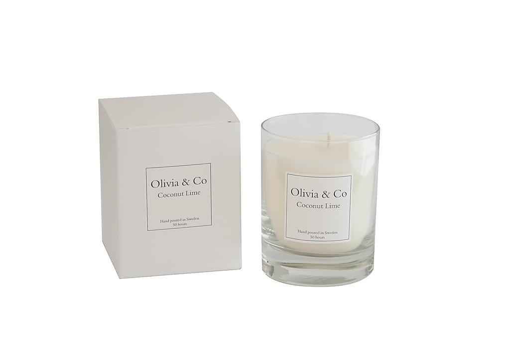 Olivia & Co Duftlys Large - Innredning - Dekorasjon - Duftlys & romdufter