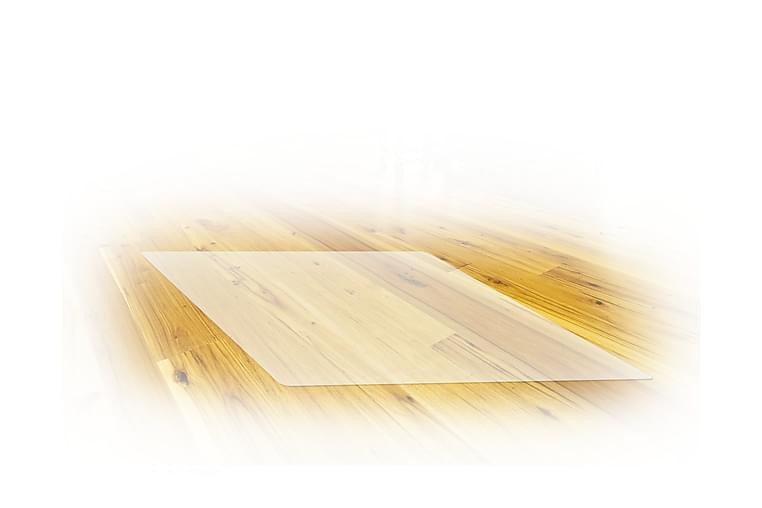 Mata Skrivebordunderlag 125 cm - Transparent - Innredning - Dekorasjon - Skrivebordunderlag