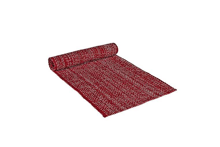 Dex Løper 120 cm - Rød - Innredning - Kjøkkenutstyr - Tekstiler kjøkken