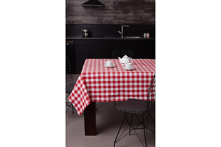 Eponj Home Duk 160x220 cm - Rød - Innredning - Kjøkkenutstyr - Tekstiler kjøkken