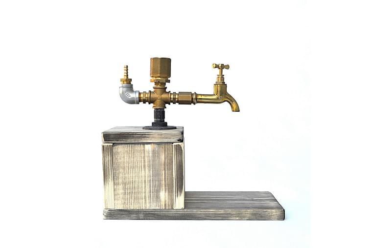 Beverage Dispenser Valnøtt Gull - Innredning - Kjøkkenutstyr - Kjøkkenutstyr