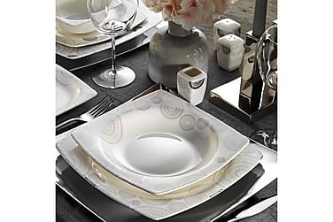 Kütahya Middagsservise 30 Deler Porselen