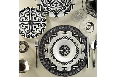 Kütahya Middagsservise 52 Deler Porselen