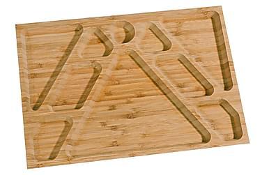 Kosova Frokostbrett 34 cm Bambus