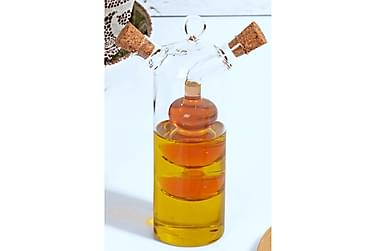 Kosova Olje- og eddikflaske 5 cm Glass