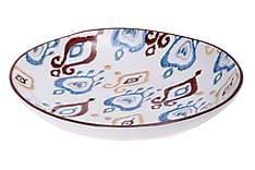 Kosova Tallerken 6-pk 22 cm Keramikk