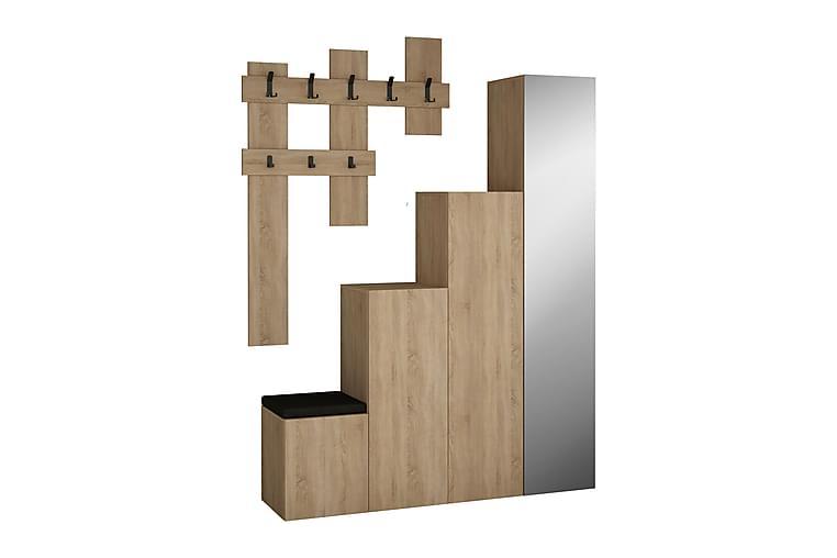 Homitis Gangoppbevaring Speil