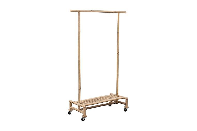Klesstativ i bambus - Innredning - Kleshengere & tørkestativ - Stumtjener