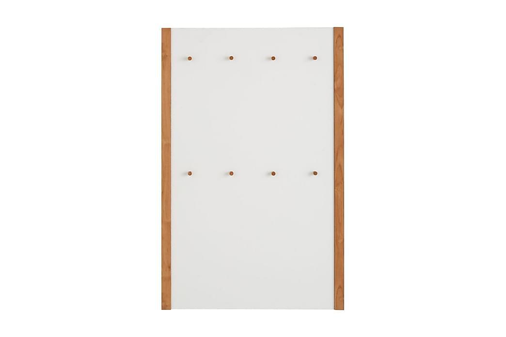Olivet Klesstativ 70 cm - Hvit - Innredning - Kleshengere & tørkestativ - Stumtjener