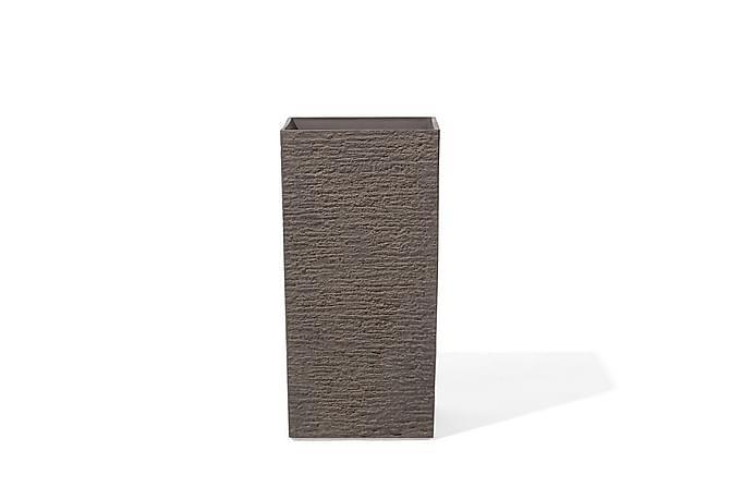 GAZA Krukke 40 cm - Brun - Innredning - Krukker & vaser - Krukker