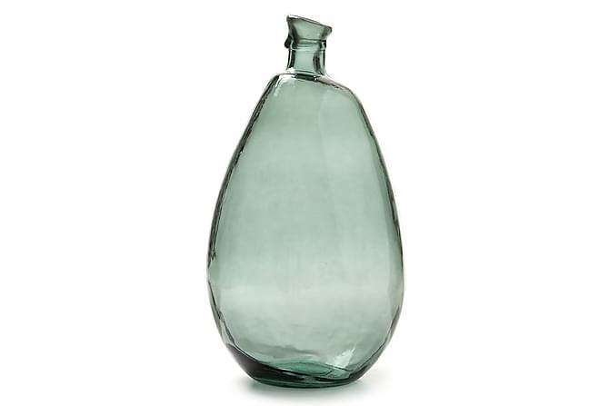 Anila Vase Grå - Ø26/47 cm - Innredning - Krukker & vaser - Vaser