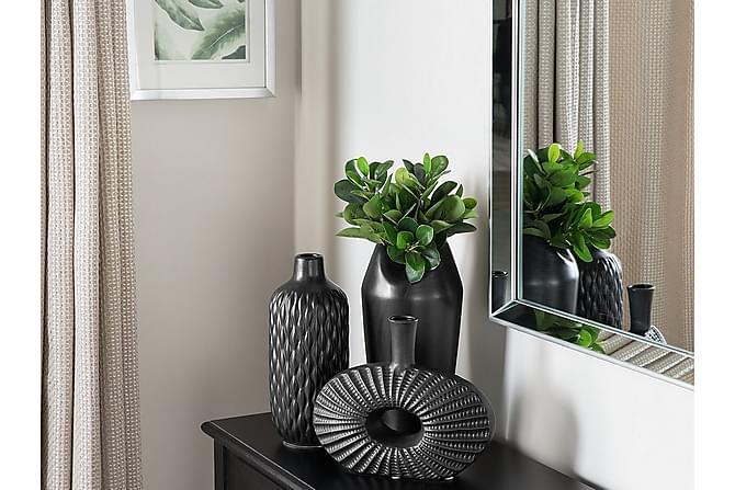 Arwad Vase 29 cm - Svart - Innredning - Krukker & vaser - Vaser