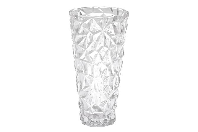 Gilbert Vase - Klart Glass - Innredning - Krukker & vaser - Vaser