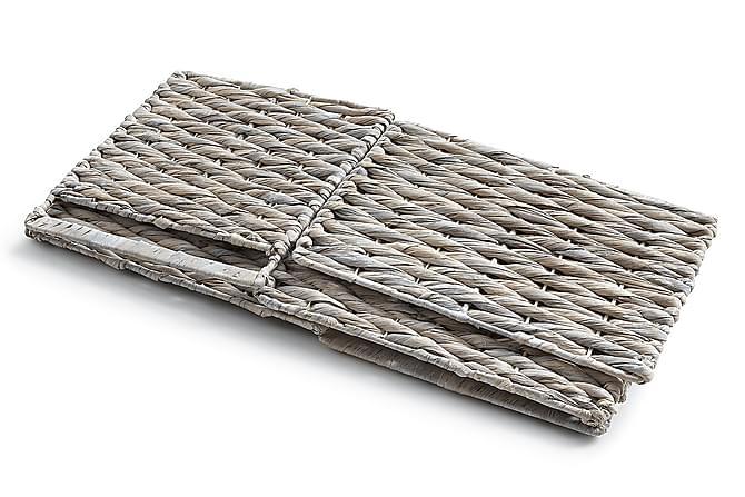 Blevins Trekasse 35 cm - Hvit - Innredning - Kurver & bokser - Kasser