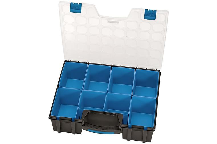 Draper Tools Komponentorganisator 8 deler 41,5x33x11 cm - Innredning - Kurver & bokser - Kasser