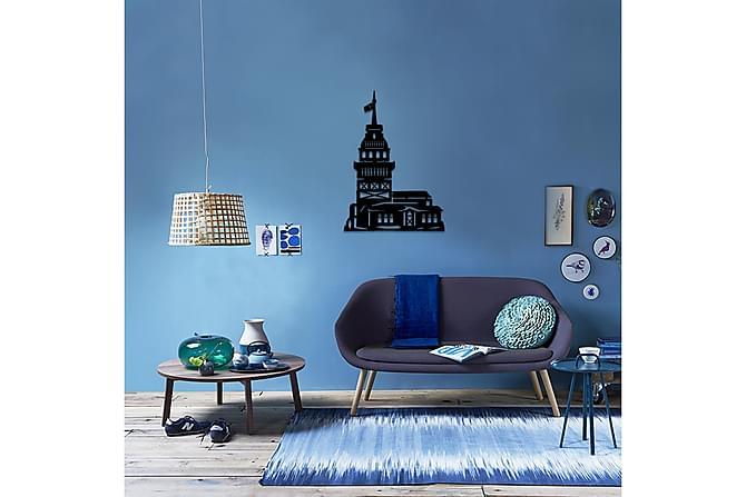 Decorative Metal Wall Accessory - Innredning - Kurver & bokser - Kurver