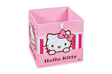 Bine Oppbevaringsboks 32 cm Hello Kitty Sweat Pink