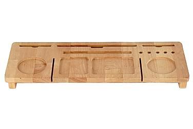 Evila Originals Oppbevaring til Skrivebord 32 cm Tre