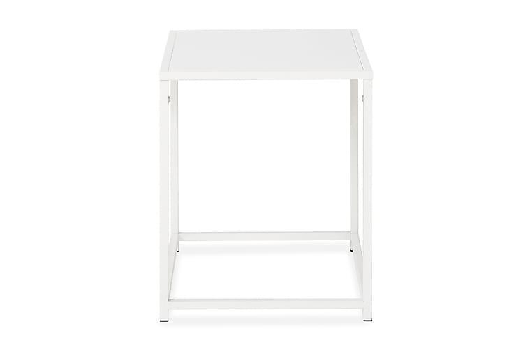 Brief Avlastningsbord - Hvit - Innredning - Små møbler - Brettbord og småbord