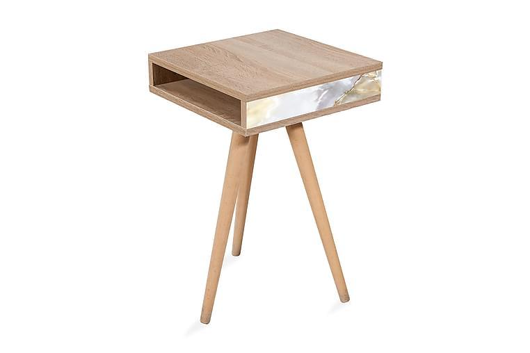 Brokind Avlastningsbord 40 cm - Brun - Innredning - Små møbler - Brettbord og småbord