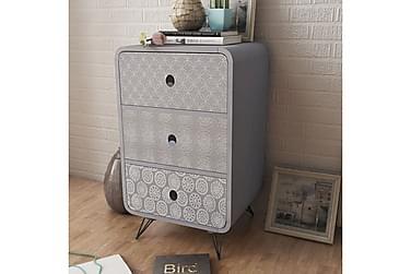 Shia Sidebord med 3 Skuffer 39,5x35,5 cm