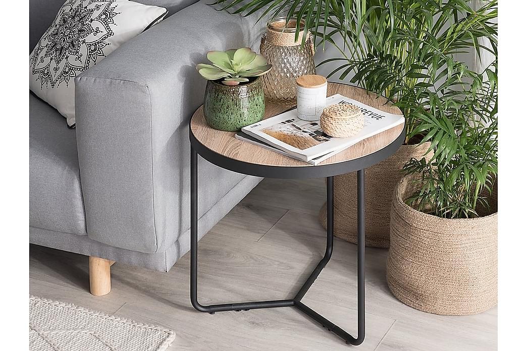 Melody M Avlastningsbord 50 cm - Tre / Natur - Innredning - Små møbler - Brett bord og små bord