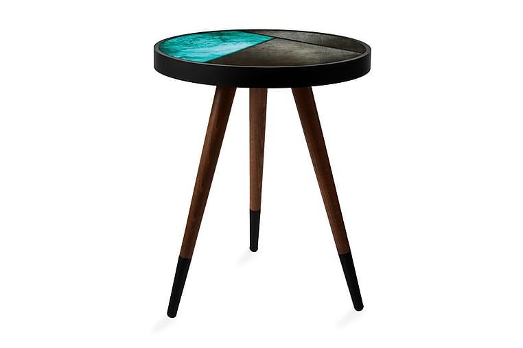 Nabben Avlastningsbord 45 cm - Flerfarget - Innredning - Små møbler - Brettbord og småbord