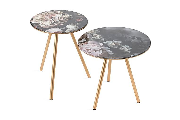 Vickersrudstorp Avlastningsbord - Grå - Innredning - Små møbler - Brettbord og småbord