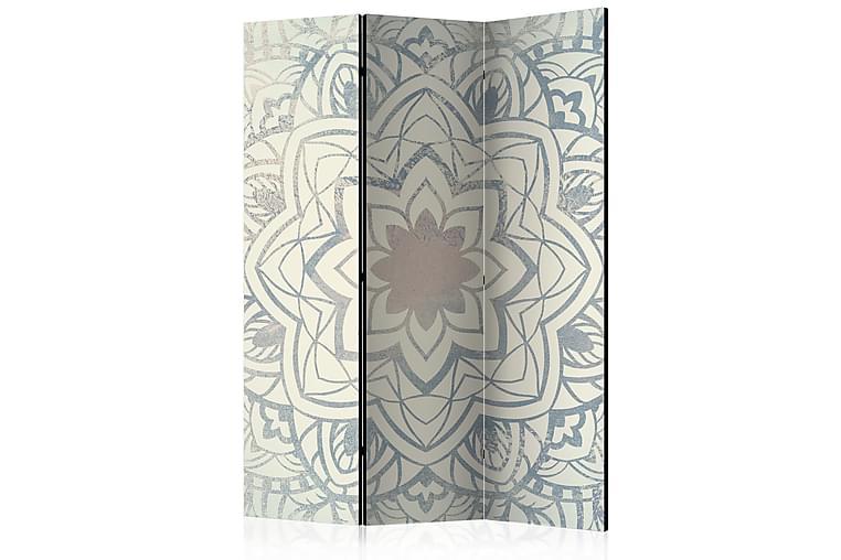Romdeler Winter Mandala 135x172 - Finnes i flere størrelser - Innredning - Små møbler - Romdelere
