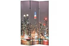 Romdeler 120x180 cm New York natt
