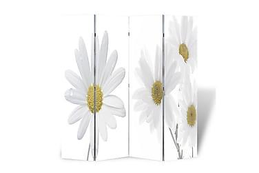 Romdeler 160x180 cm blomstermønster