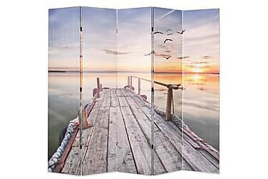 Romdeler 200x180 cm innsjø
