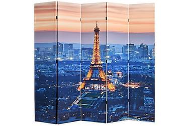 Romdeler 200x180 cm Paris natt