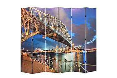 Romdeler 228x180 cm Sydney Harbour Bridge
