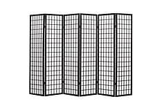 Sammenleggbar romdeler 63 paneler japansk stil 240x170 cm sv